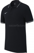 Polo de Fútbol NIKE Team Club 19 Polo AJ1502-010