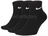 Calcetín de Fútbol NIKE Everyday Cushion Ankle SX7667-010