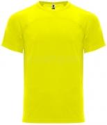 Camiseta de Fútbol ROLY Monaco CA6401-221
