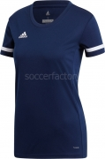 Camiseta de Fútbol ADIDAS Team 19 Woman DY8835