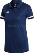 Polo de Fútbol ADIDAS Team 19 Woman DY8863