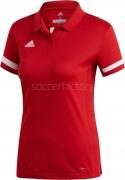 Polo de Fútbol ADIDAS Team 19 Woman DX7269