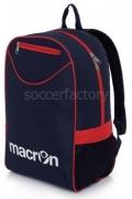 Mochila de Fútbol MACRON Slot Zainetto Small 59297-NAV/ROS