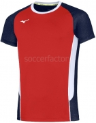 Camiseta de Fútbol MIZUNO Team Premium Hiq Tee V2EA7002-62