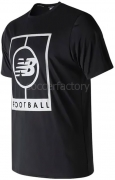 Camiseta de Fútbol NEW BALANCE Elite Tech Training MT913001-BK