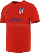 Camiseta de Fútbol NIKE Atlético de Madrid 2018-19 AR0281-600