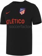 Camiseta de Fútbol NIKE Atlético de Madrid 2018-19 AR0281-010