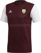 UD Mairena del Aljarafe de Fútbol ADIDAS Camiseta Monitor Escuela UDM01-DP3239
