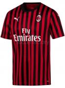 Camiseta de Fútbol PUMA 1ª Equipación AC Milan 2019-2020 755857-01