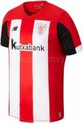 Camiseta de Fútbol NEW BALANCE 1ª Equipación Athletic Club Bilbao 2019-2020 MT930184