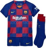 Camiseta de Fútbol NIKE 1ª Equipación F.C. Barcelona 2019-2020 AO3052-456