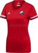 U.D. La Mosca de Fútbol ADIDAS Camiseta Paseo Mujer MOS01-DX7248