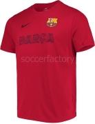 Camiseta de Fútbol NIKE F.C. Barcelona 2019-2020 AR0275-620