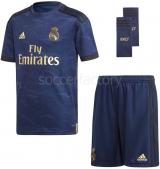 Camiseta de Fútbol ADIDAS 2ª equipación Real Madrid 2019-2020 FJ3150
