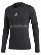 U.D. La Mosca de Fútbol ADIDAS Camiseta Interior Térmica MOS01-CW9486