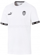 Camiseta de Fútbol PUMA Valencia C.F. 2019-2020 Culture Tee 756269-11