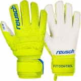 Guante de Portero de Fútbol REUSCH Fit Control SG FInger Support Junior 3972810-588