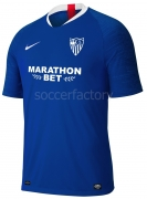 Camiseta de Fútbol NIKE 3ª Equipación Sevilla F.C. 2019-2020 AJ1018-480