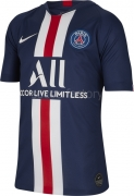 Camiseta de Fútbol NIKE 1ª Equipación París Saint-Germain 2019-2020 AJ5553-411
