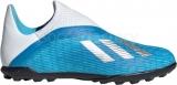 de Fútbol ADIDAS X 19.3 Laceless TF Junior EF9123