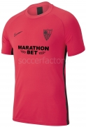 Camiseta de Fútbol NIKE Entreno Sevilla F.C. 2019-2020 AJ9088-850