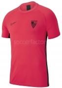 Camiseta de Fútbol NIKE Entreno Sevilla F.C. 2019-2020 Junior AJ9261-850