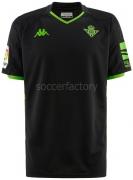 Camiseta de Fútbol KAPPA 2ª Equipación Real Betis 2019-2020 304RE60