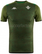 Camiseta de Fútbol KAPPA Entrenamiento Real Betis 2019-2020 304PNF0