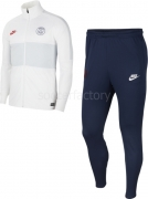 Chandal de Fútbol NIKE Strike Paris Saint-Germain 2019-2020 AQ0785-100