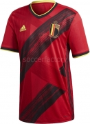 Camiseta de Fútbol ADIDAS 1ª equipación Bélgica 2020 EJ8546