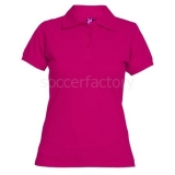 Polo de Fútbol ROLY Estrella Mujer 6619-77